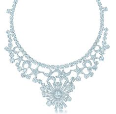 Tiffany & Co. Schlumberger STARS AND MOONS NECKLACE