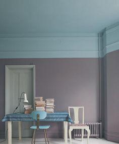 7 besten decke streichen bilder auf pinterest decke for Decke farbig streichen
