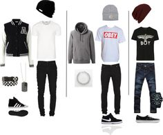 """""""Guys"""" by becca-love-fashion ❤ liked on Polyvore"""