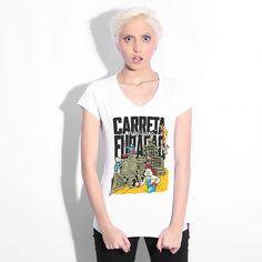 Camiseta Carreta Furacão, R$59,90
