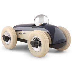 Midi 2 Race Car Clyde Black/White