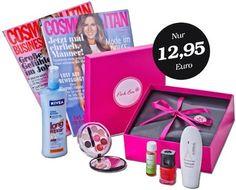 PinkBox: Jeden Monat neue Kosmetik- & Beautytrends entdecken