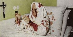 Therese Neumann & Stigmata: The Mysterious Wounds That Supposedly Reflected the Suffering of Jesus Christ Neumann, Unexplained Mysteries, Horror, Real Ghosts, Mystique, Kirchen, Bavaria, Jesus Christ, Jesus Art