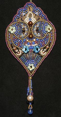 Lisa Binkley bead artist