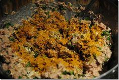 Tuna Fish Salad (with secret ingredient...curry powder)