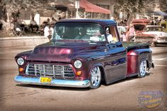 Route 66 Classic Pick-up truck