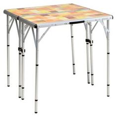 Coleman® 4-In-1 Outdoor Table