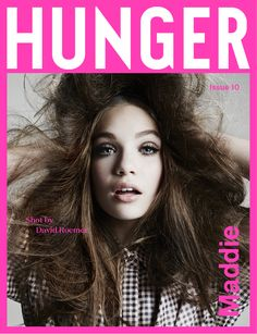 Maddie Ziegler Talks Sia, Acting, and Being a Teenager in Her Hunger Magazine Cover Issue