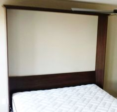 King size bed by Murphy Wallbed USA #murphybed #wallbed #murphywallbedusa