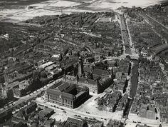 1937. Stadhuis richting Noord