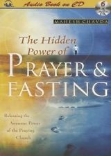 NEW The Hidden Power of Prayer & Fasting by Mahesh Chavda Compact Disc Book (Eng