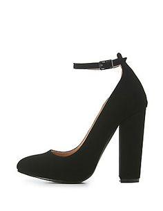 Heels: Open Toe, Closed Toe & Platform   Charlotte Russe