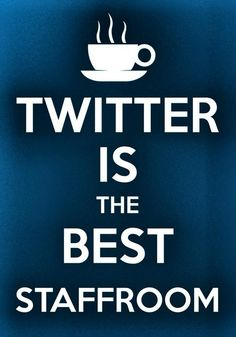 Twitter is a great place to share ideas, learn new things, and find supportive people. :)