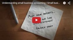 Understanding Small Business Accounting (Video)