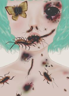 Day 15: Insects by Saccstry