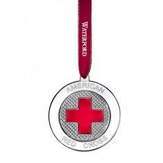 2014 Annual Red Cross Ornament