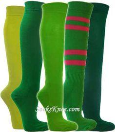 Green Socks for ashten!! ;)