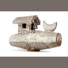 Ian Godfrey: a studio pottery model