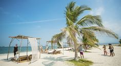 A guide to the best beaches in Cartagena, Colombia