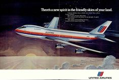Vintage Travel, Vintage Ads, Vintage Airline, Friendship, The Unit, Sky, Mood, Heaven, Heavens