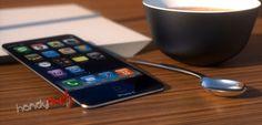 Skinny iPhone concept phone