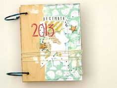 #papercraft #scrapbook #decemberDaily2013 by mumkaa