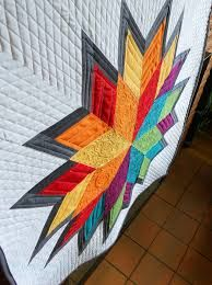 modern lone star quilt - Google Search