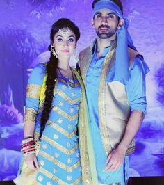 Kaleerein Aditi Sharma, Tv Couples, Best Couple, Indian Actresses, Bollywood, Star, Beauty, Fashion, Moda