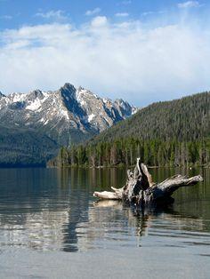 Redfish Lake, Idaho (2008)