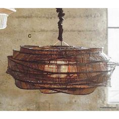 Roost Bamboo Cloud Chandelier – Modish Store