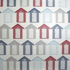 Graham and Brown Contour Wallpaper - Beside the Seaside R/B at Homebase -- Be inspired and make your house a home. Buy now.