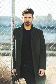 Known for his role as Michael Sanchez on Empire, Rafael De La Fuente connects with photographer Carlos Moscat for a casual shoot. Moda Instagram, Der Denver Clan, Look Fashion, Mens Fashion, Business Pictures, Favorite Cartoon Character, Most Beautiful Man, Male Face, Good Looking Men