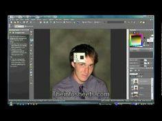Corel Paintshop Pro X2 Background removal tutorial - YouTube