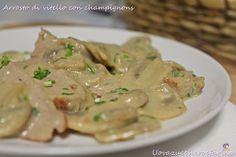 Arrosto+di+vitello+con+champignons