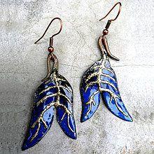 Lístoček z brezy. Drop Earrings, Handmade, Jewelry, Hand Made, Jewlery, Jewerly, Schmuck, Drop Earring, Jewels