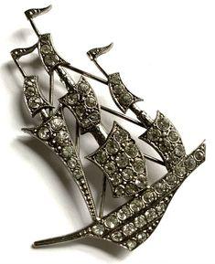 Antiques For Sale, Brooch Pin, Vintage Jewelry, Victorian, Stone, Detail, Heels, Brooch, Heel