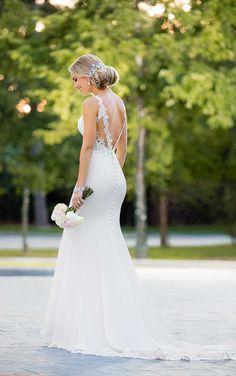 Low back Wedding Dre