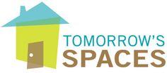 Logo for Tomorrow's Spaces. Interior Designer. #identity #logo #design kalicodesign.com