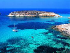 Best Italian Island Lampedeusa
