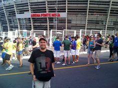 En el mundial de brasil!!