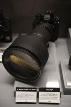 Andreas R. Mueller - Photography: Nikon Museum in Tokyo