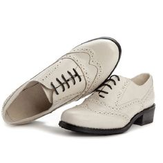 Women flats Leather Oxford shoes lace up causal brogues shoes dress heel…