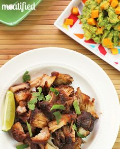 Pork Belly Carnitas from meatified.com #paleo #glutenfree #whole30