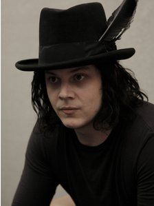 I'm thinking about my doorbell, when you gonna ring it, when you gonna ring it?!  Jack White