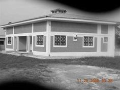 Hydraform House in Kumasi