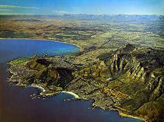 Cape Town 1968 by Etienne du Plessis