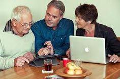 Cursussen social media voor ouderen