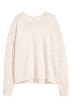 Oversized jumper   H&M