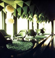 Verner Panton - The Spiegel Publishing House, 1969