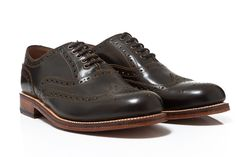 Grenson, Stanley - Brown Horse, Store Lester.se, One of the greatest shoes in the market